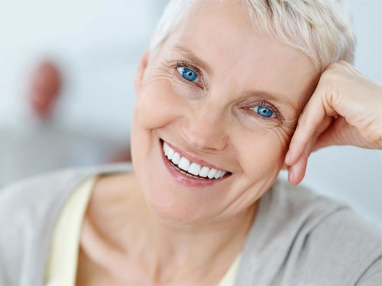 Dental implants are replacement tooth roots with many advantages.
